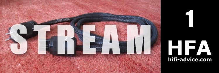 Black Rhodium Stream – porównanie kabli zasilających